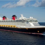 Disney Dream®.  Photo courtesy of Disney Destinations® All Rights Reserved.