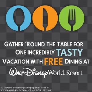 FREE Dining is back at Walt Disney World!! | Magical Memory Maker